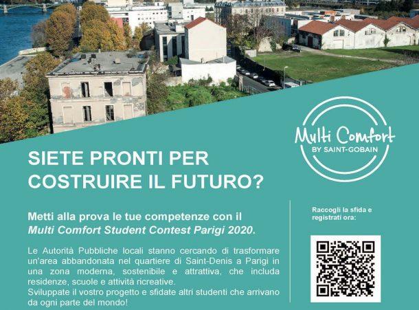Concorsi di design - Multicomfort Student Contest 2020