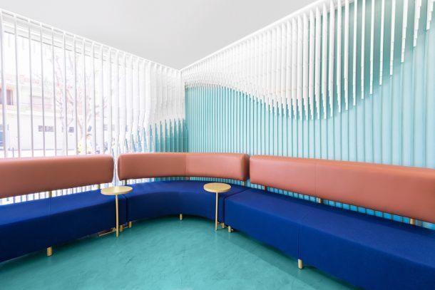 interior clinica dentale