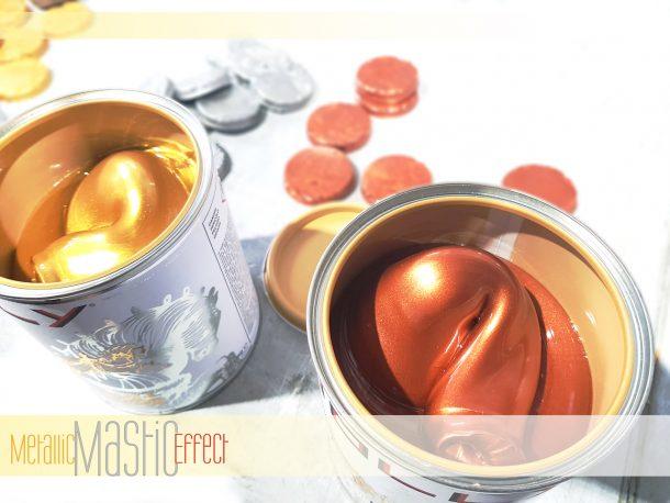 Metallic Mastic Effect, l'innovativo mastice Ilpa Adesivi