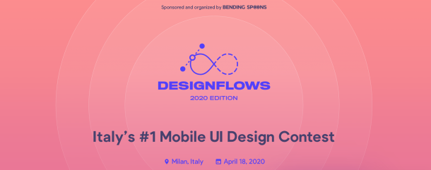 Concorsi di design: Designflows