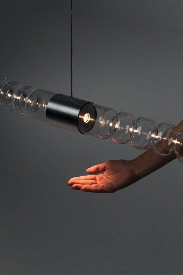 lampada scultorea