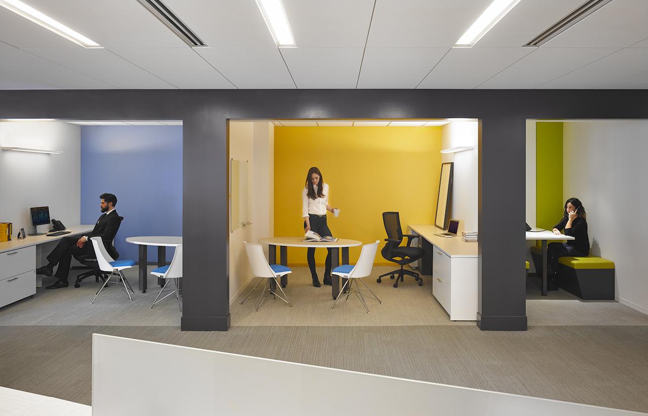 Ufficio Open Space Opinioni : Come trasformare un ex edificio industriale in loft open space