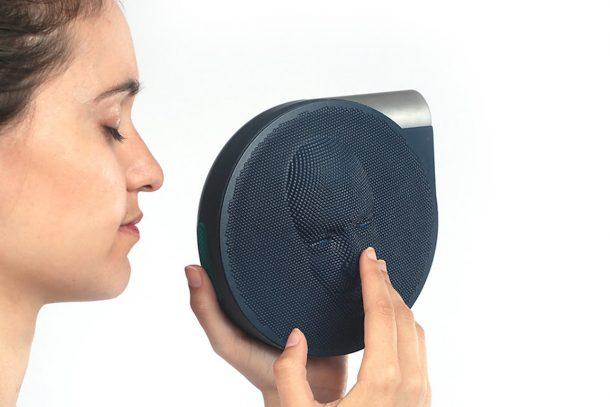 telecamera tridimensionale