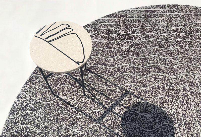 pavimenti stampati in 3D
