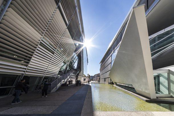 La nuova sede BORSI9 di Ideal Standard a Milano
