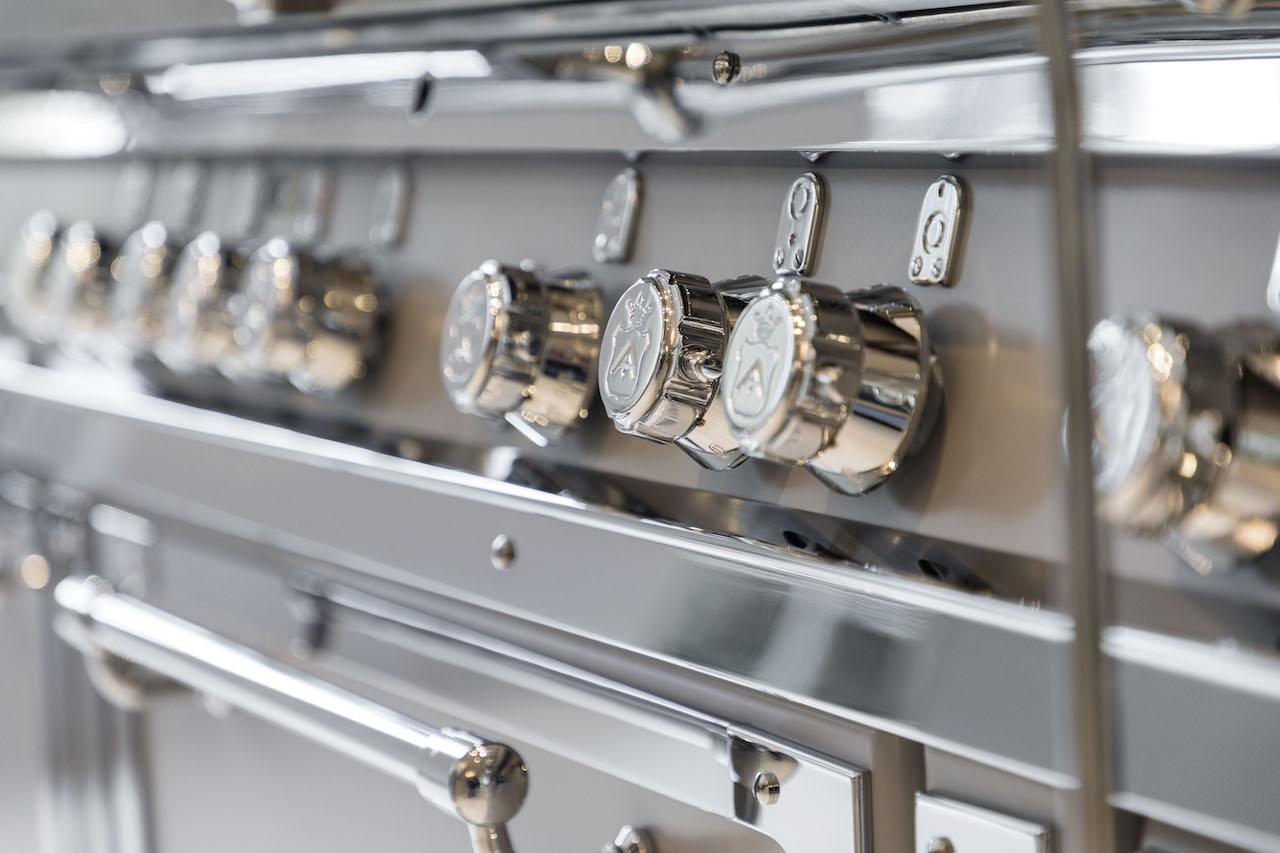 Cucine Officine Gullo. Cucina A Libera In Acciaio Og By Officine ...