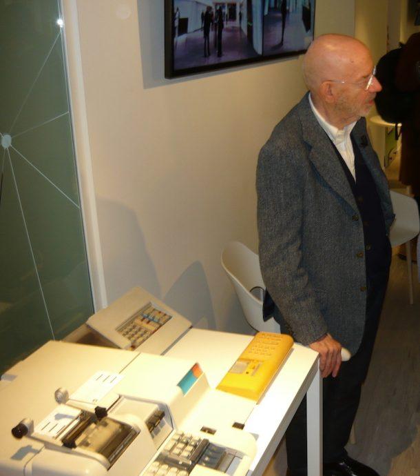 P101, il Programma 101 di Mario Bellini per Olivetti