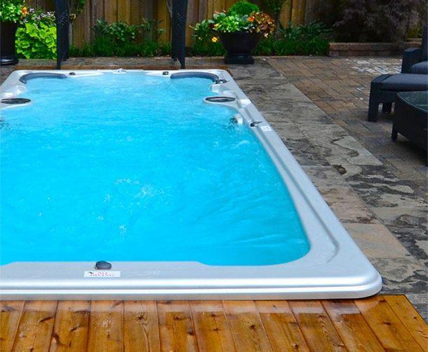 Jacuzzi Swimslife: la vasca per il nuoto controcorrente