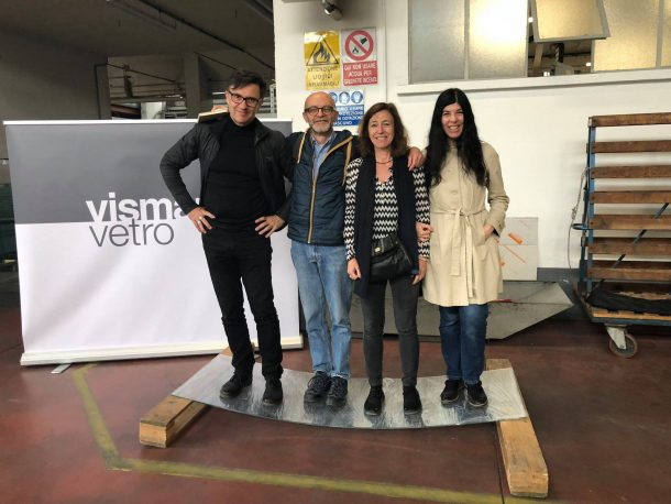 Vismara Vetro press tour 2018