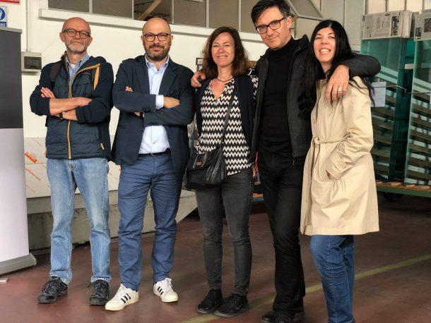 Vismara Vetro press tour 2018