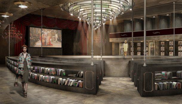 Under the Light - Istituto marangoni Design and Fashion