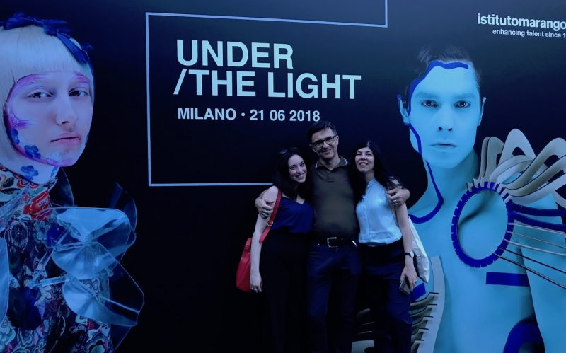 Under the Light - Istituto marangoni Design and Fashion