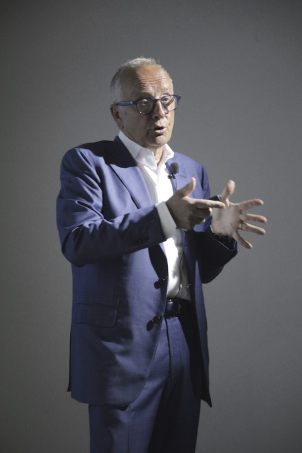 Walter De Silva presenta il Mobility Design Lab alla Scuola Politecnica di Design di Milano