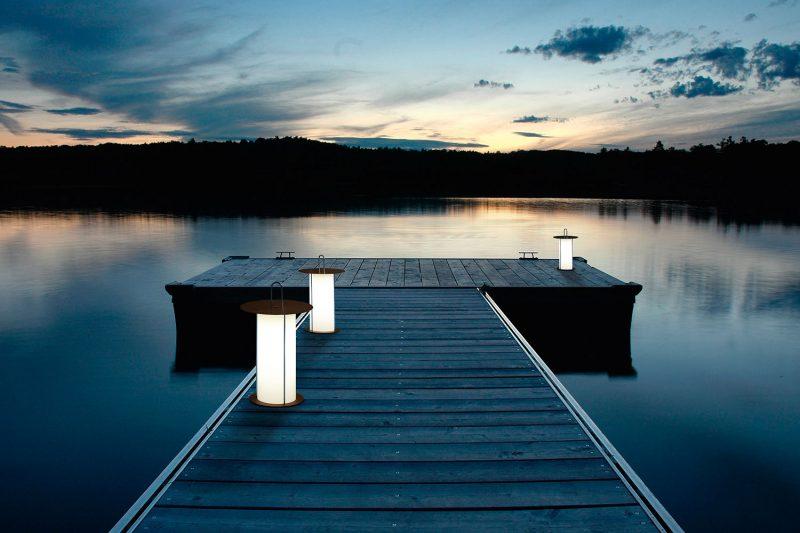 Lampade portatili e ricaricabili di design