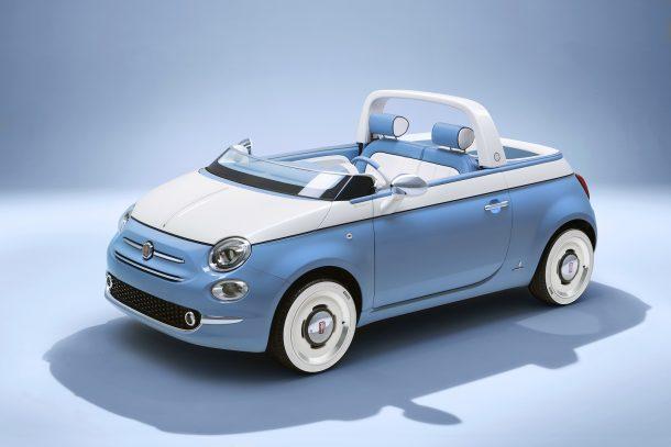 Fiat 500 Spiaggina 58 by Garage Italia