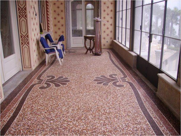 Il trend del terrazzo veneziano nel design