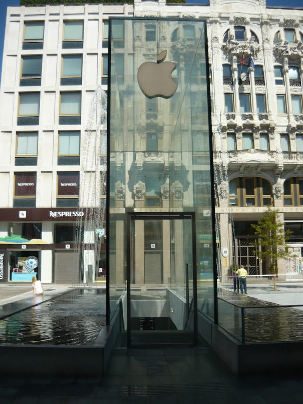 Apple Store Milano