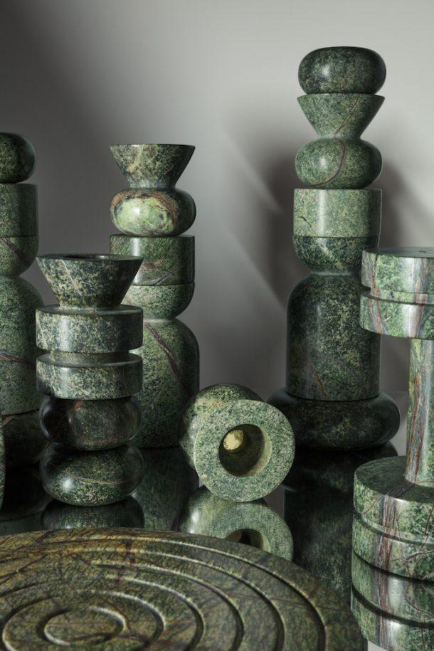 collezione Rock di Tom Dixon
