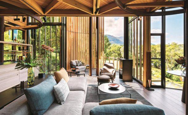 le più belle case sugli alberi di design nel mondo