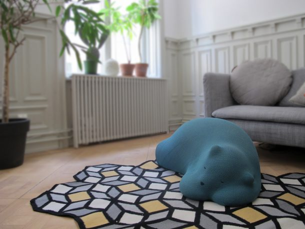 Vitra resting animals collection