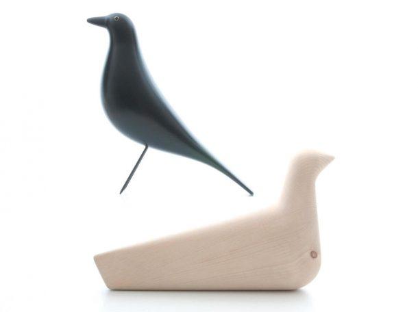 Vitra Oiseau and Eames Bird