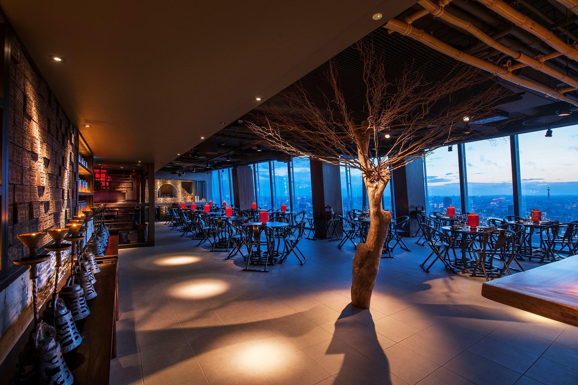 I migliori ristoranti di design a Londra