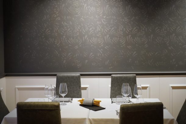 Il ristorante Pank a Torino