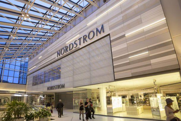 I Grandi Magazzini Nordstrom a Ottawa, in Canada