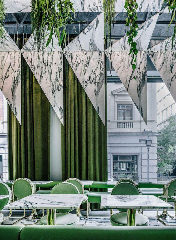 I ristoranti di design più belli al mondo