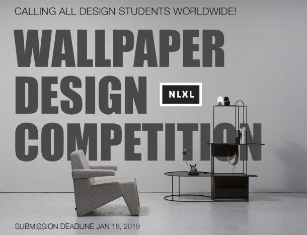 Concorsi di design. NLXL Wallpaper Design Contest