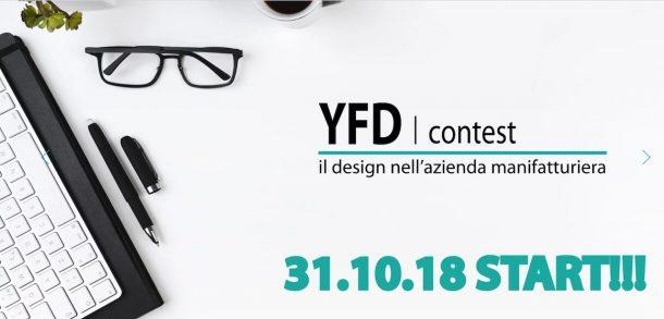 Concorsi di design: YFD Design Contest 2018