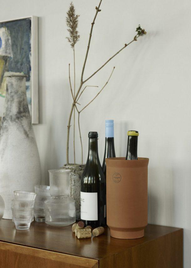 accessori di design per il vino