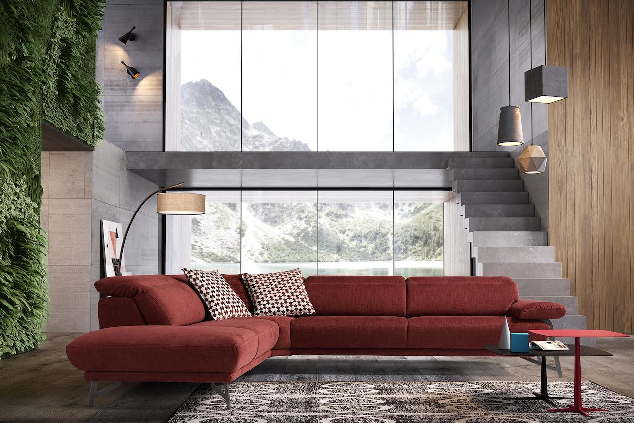 I divani dal design contemporaneo di Egoitaliano | DESIGN STREET