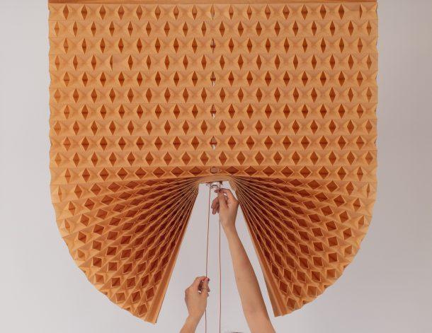 tenda origami