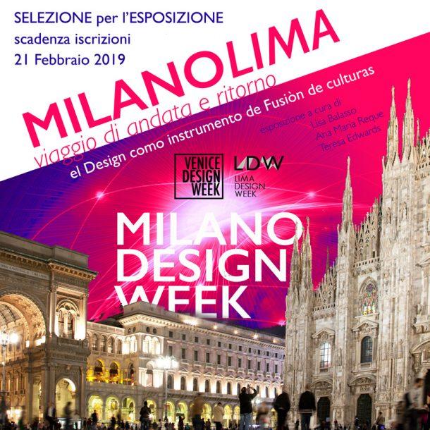 Concorsi di design: Milano-Lima