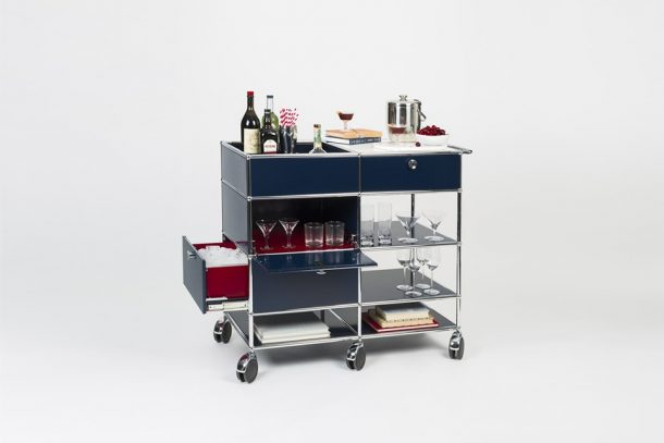 carrelli bar di design