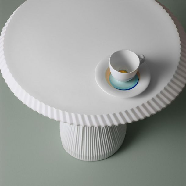 tavolini Plisago, Furstenberg