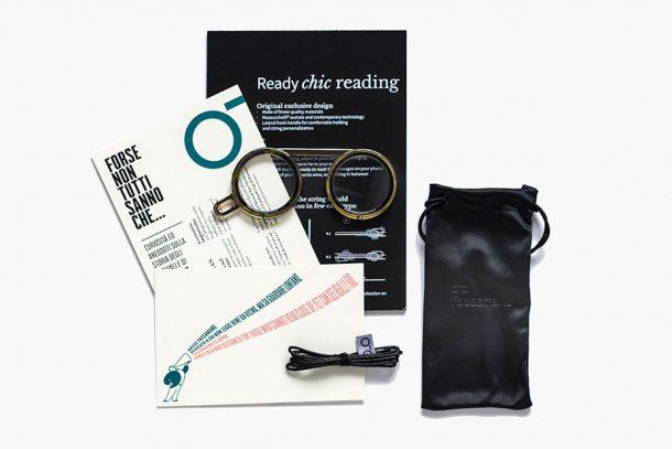 occhiale da lettura