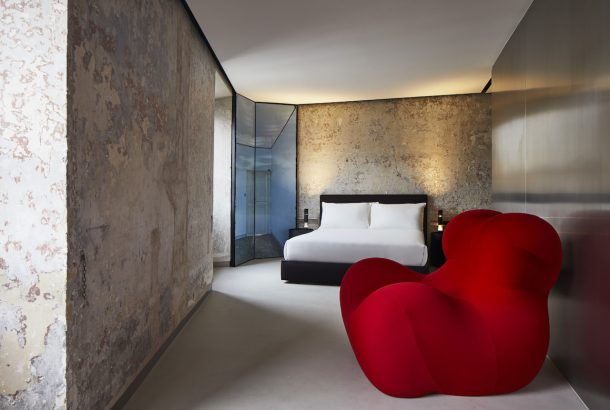 Rooms Of Rome: Palazzo Rhinoceros di Fendi by Jean Nouvel