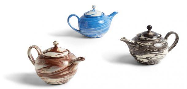 accessori di design per il tè