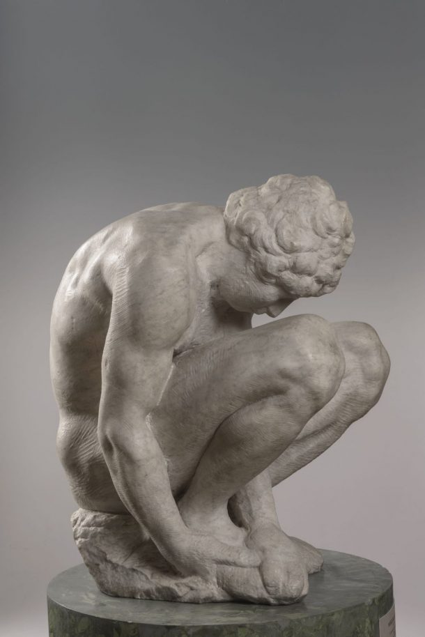 Michelangelo. Ladolescente