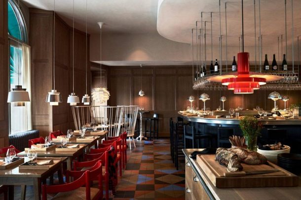 ristoranti di design stoccolma