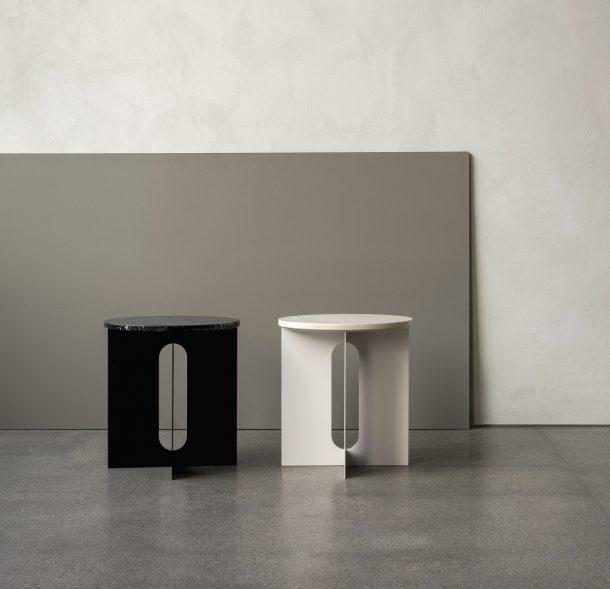 tavolini rotondi di design
