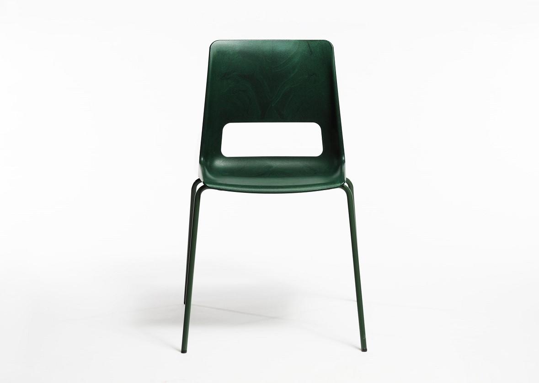 Sedie In Plastica Riciclata.La Sedia In Plastica Riciclata Di Snohetta Design Street