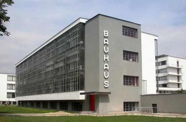100 anni Bauhaus