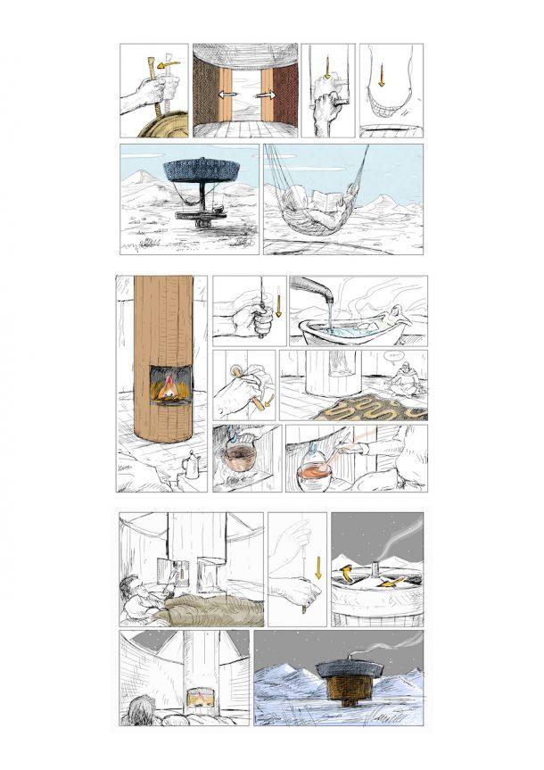 Casa Ojalá. L'abitazione sostenibile che si governa come una barca a vela