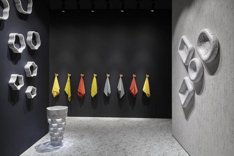 La galleria Antoniolupi al Salone del Mobile