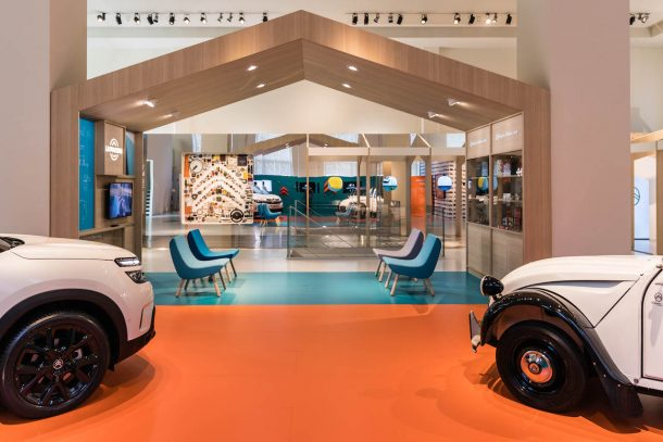 Car design al Fuorisalone di Milano