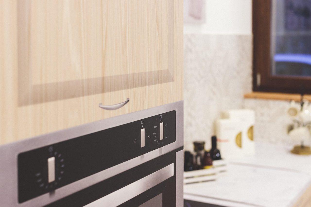 cucina in cartone