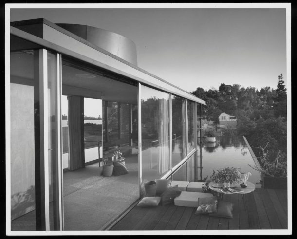 La VDL Research House di Richard Neutra
